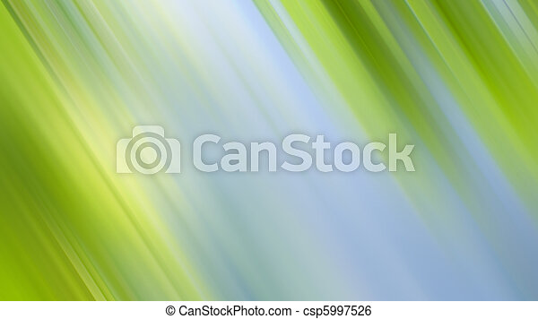 abstract, groene achtergrond, natuur - csp5997526