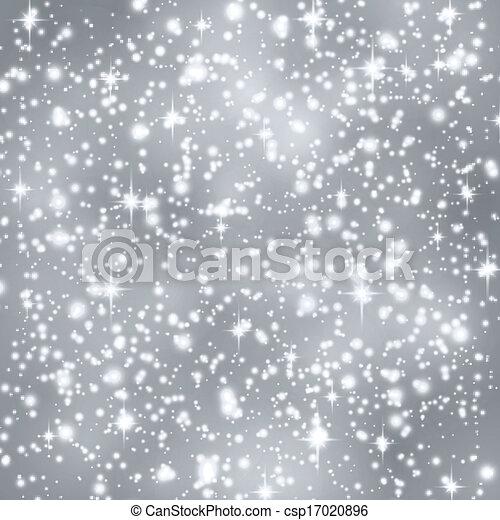 achtergrond., textured, zilver - csp17020896