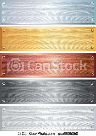 banieren, textured - csp6605050