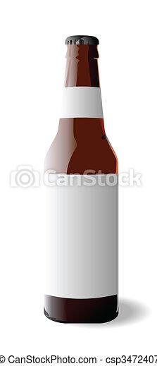 bier fles - csp3472407