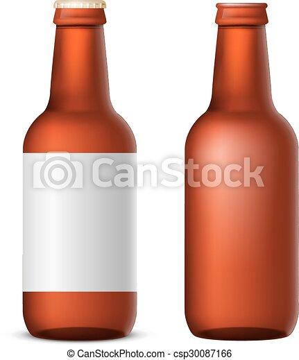 bier fles - csp30087166