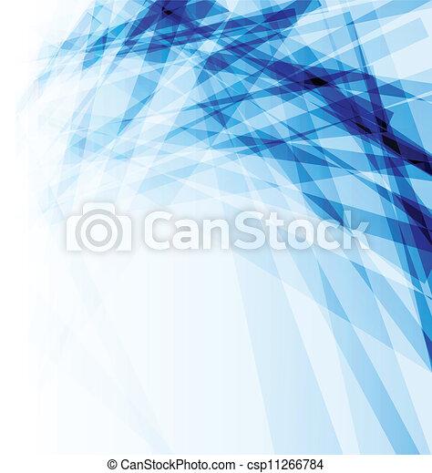 blauwe , abstract, zakelijk, informatieboekje , achtergrond - csp11266784