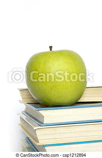 boekjes , appel - csp1212894