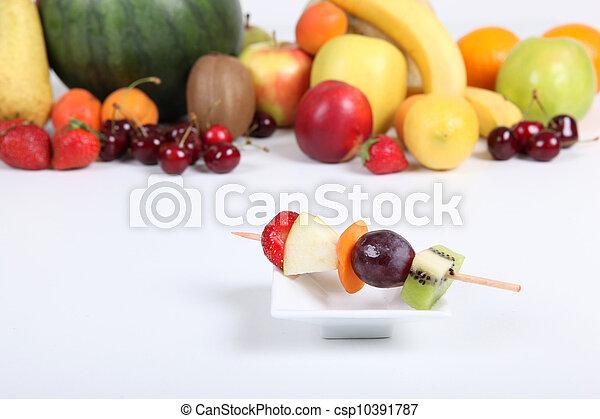 close-up, fruit - csp10391787