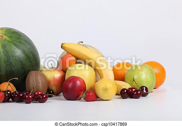 close-up, fruit - csp10417869