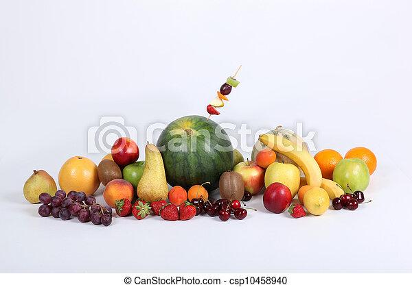 close-up, fruit - csp10458940