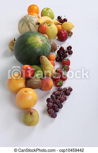 close-up, fruit - csp10459442
