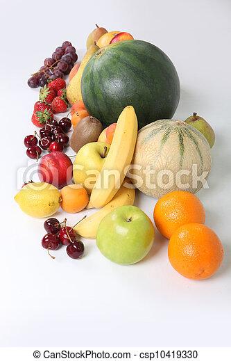 close-up, fruit - csp10419330