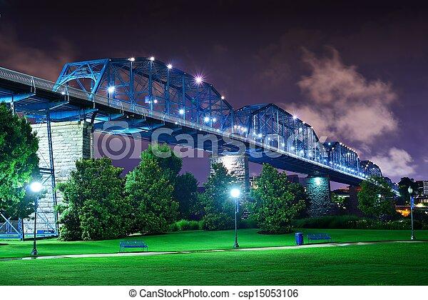 coolidge, chattanooga, park - csp15053106