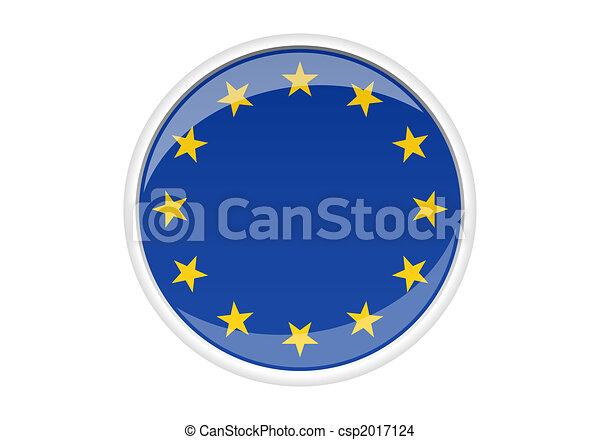 europa, sticker - csp2017124