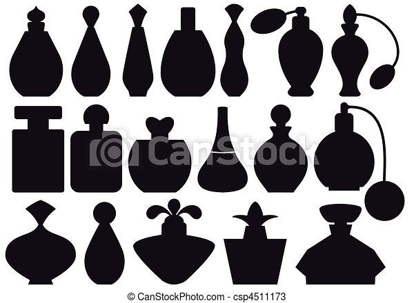 flessen, parfum - csp4511173