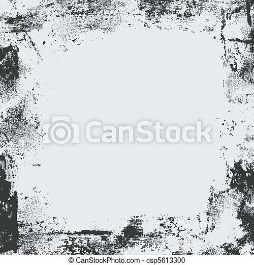 frame, grunge - csp5613300