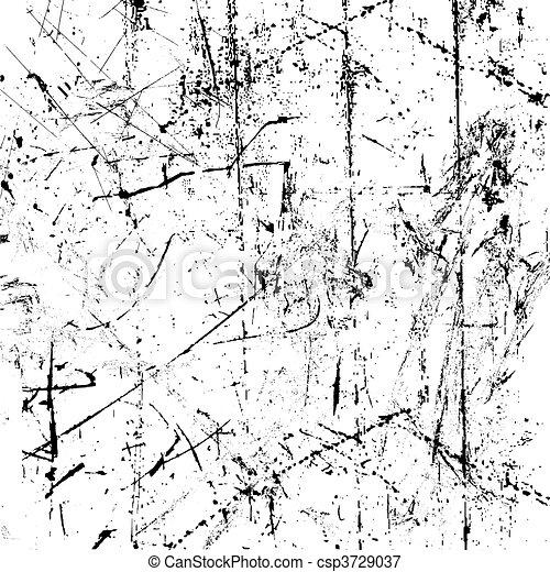 gekraste, textuur - csp3729037