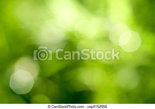 groene samenvatting, backgound, natuurlijke  - csp4152856