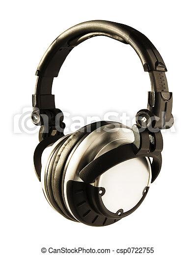 headphones, dj - csp0722755