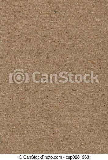 karton, textuur - csp0281363