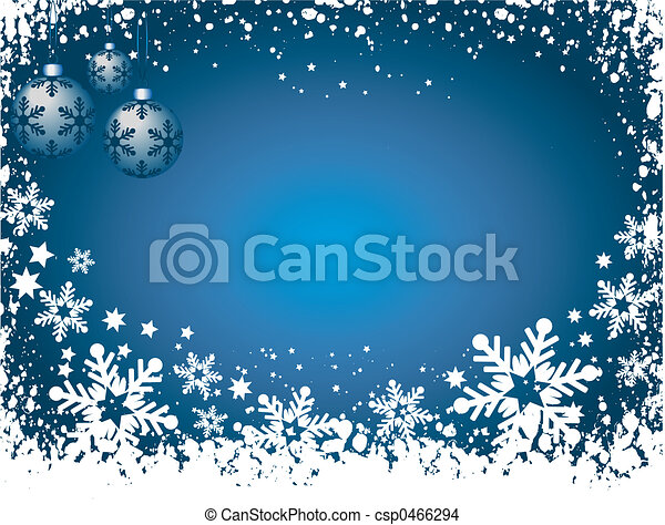 kerstmis, achtergrond - csp0466294