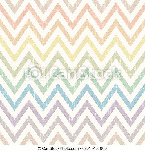 kleurrijke, textured, seamless, strepen - csp17454000