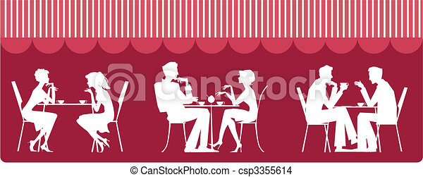 koffiehuis - csp3355614