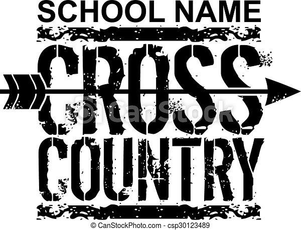 land, kruis - csp30123489
