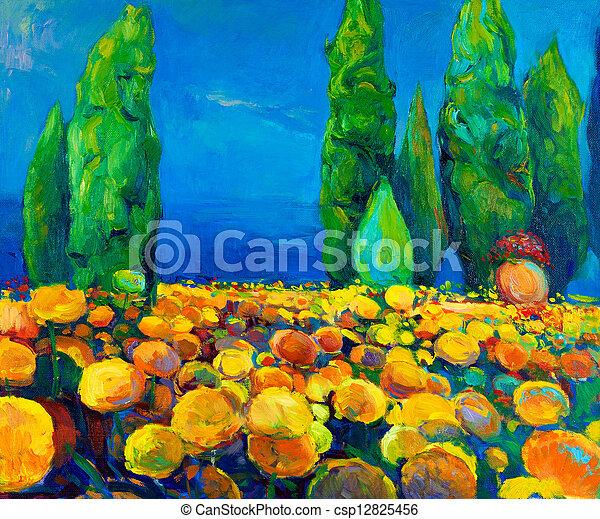 landscape - csp12825456