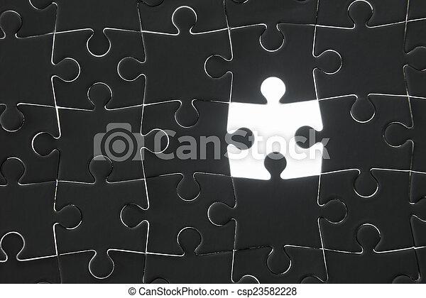 missende , zoekplaatje, stuk, li - csp23582228