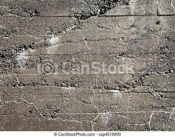 muur, beton - csp4519900