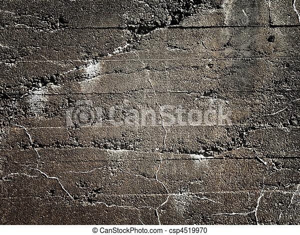 muur, beton - csp4519970