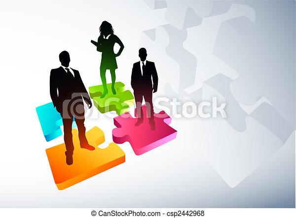 nieuwe zaken, strategieën - csp2442968