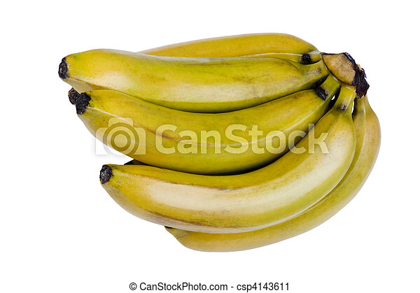 op einde, banaan - csp4143611