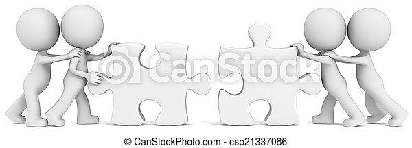 partners., zakelijk - csp21337086