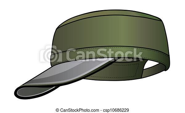 pet, militair - csp10686229