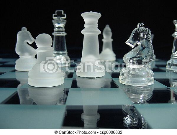 schaakspel - csp0006832