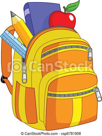 school, schooltas - csp6781908