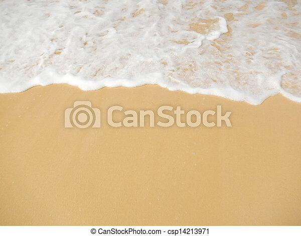 strand, golf - csp14213971