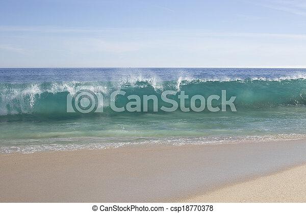 strand, golf - csp18770378