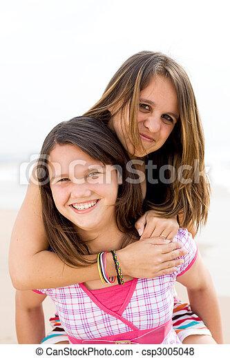 Rijden voor haar dochters vriend