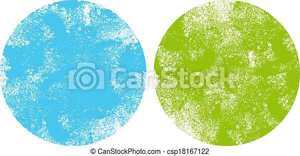 vector, achtergronden, punt, textured - csp18167122