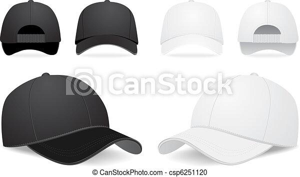 vector, set, pet, honkbal - csp6251120