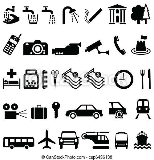 voorwerpen - csp6436138