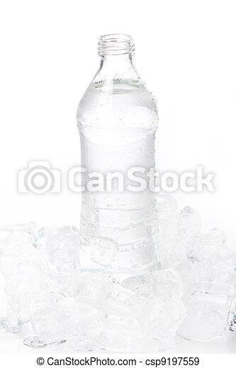 water, fris, fles - csp9197559