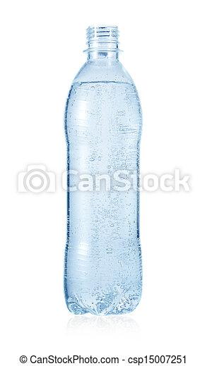 water, geopend, fles - csp15007251