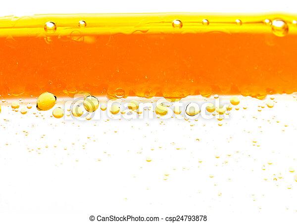 water, olie - csp24793878