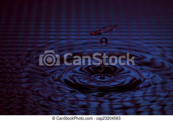 water, spel, buitenlanders - csp23204563