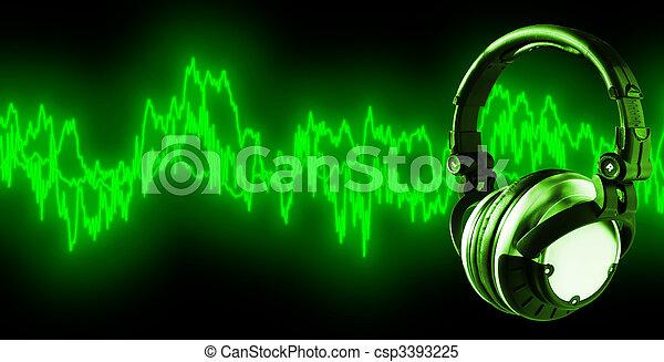 xxl), (+clipping, muziek, steegjes, luisteren - csp3393225