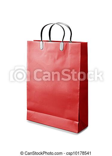 zak, shoppen  - csp10178541