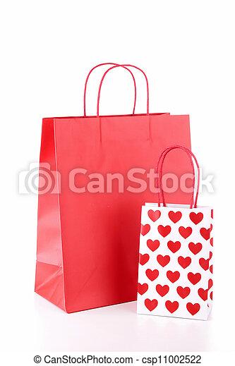 zak, shoppen  - csp11002522