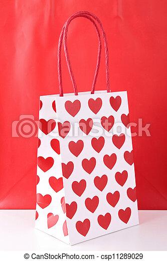 zak, shoppen  - csp11289029