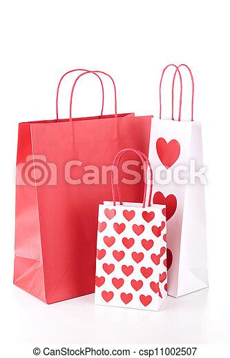 zak, shoppen  - csp11002507