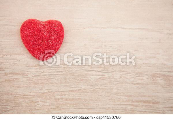 zoet hart - csp41530766